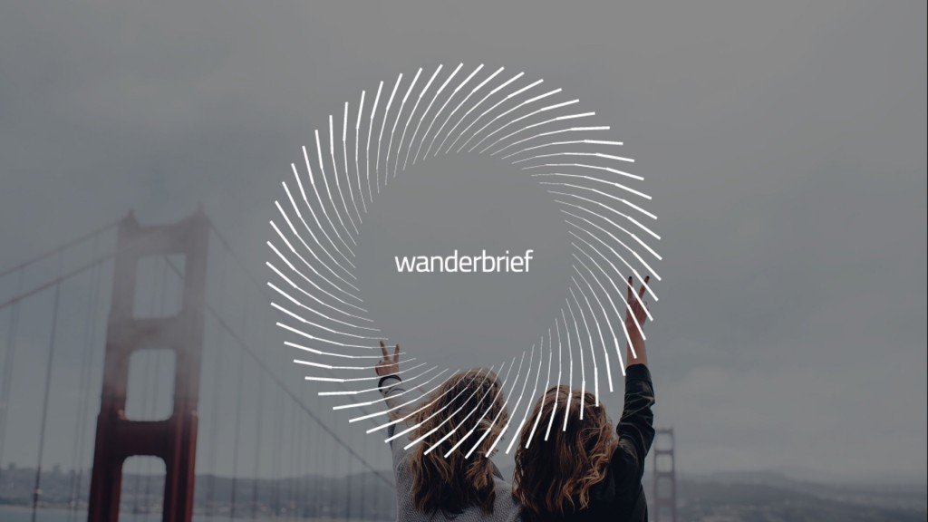 Wanderbrief  - The Backpacker Intern