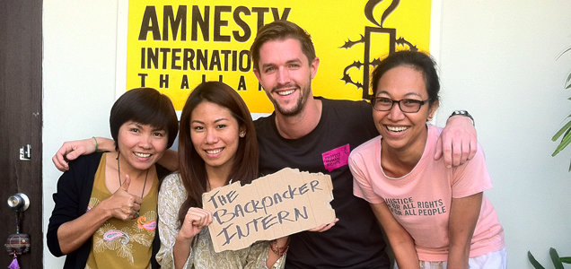 Khop Khun Khrap Amnesty International