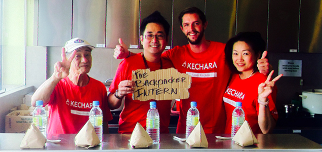 Jumpa Lagi, Kechara Soup Kitchen