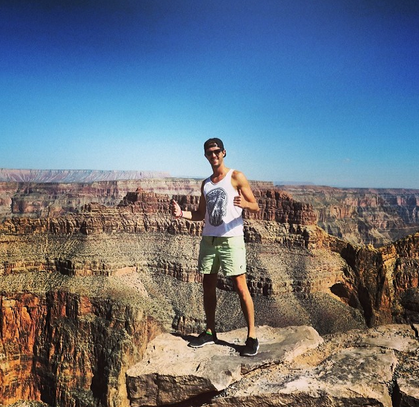 The Backpacker Intern at Grand Canyon