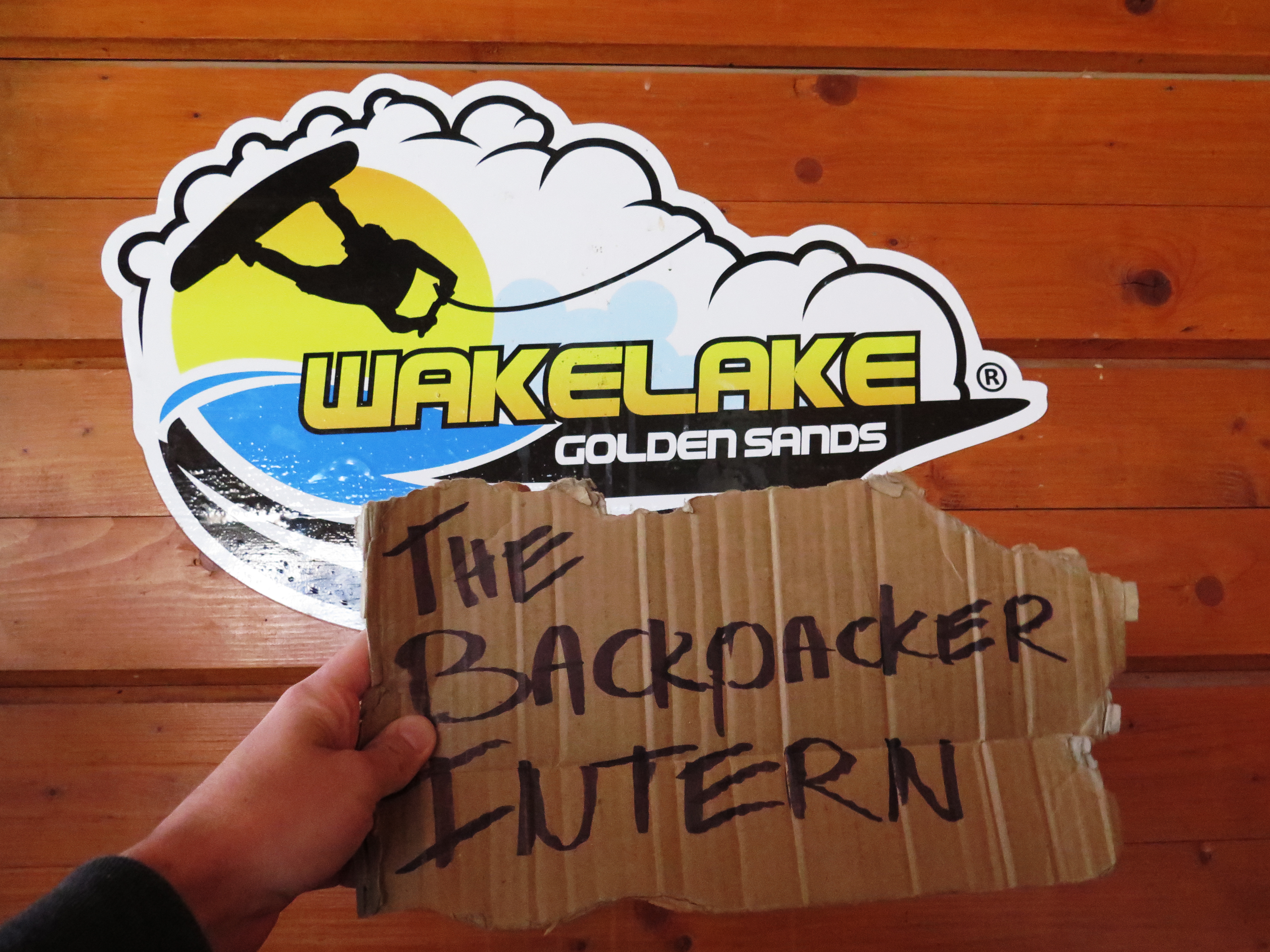 The Backpacker Intern + Wakelake Slovakia