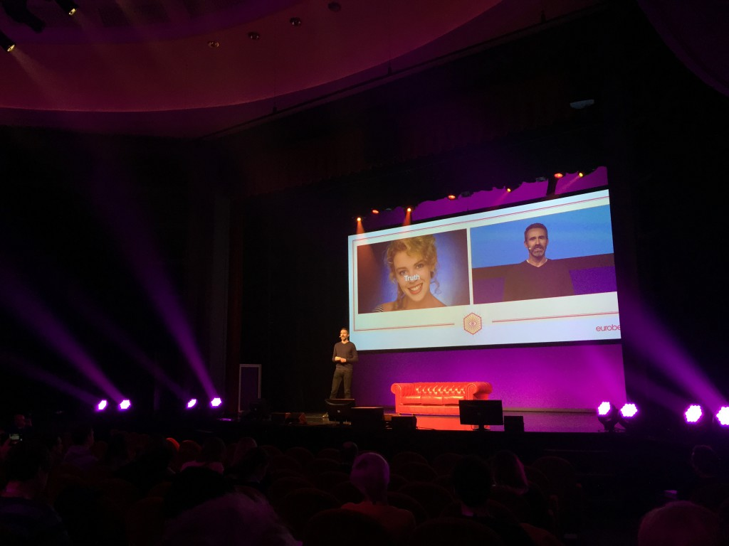 Nick Bailey at Eurobest 2015 - The Backpacker Intern