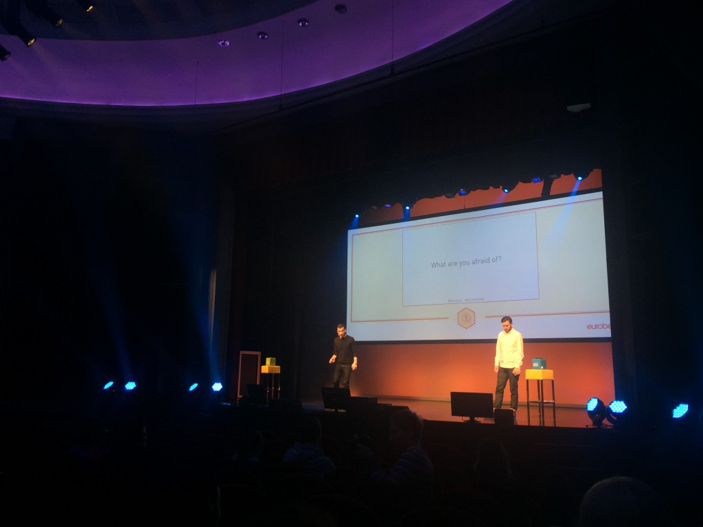 Ben&Andrew at Eurobest 2015